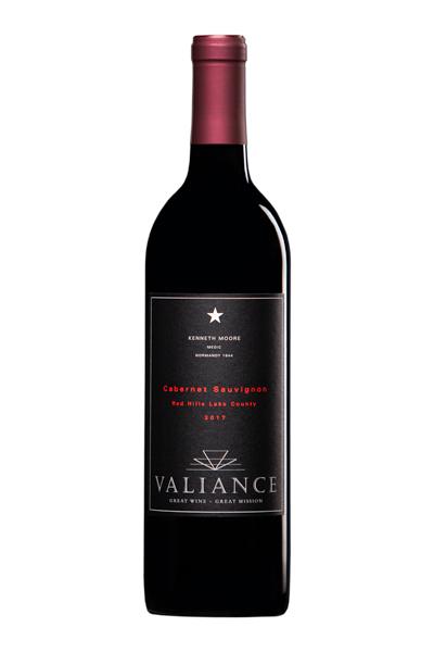 Valiance - 2017 Cabernet Sauvignon