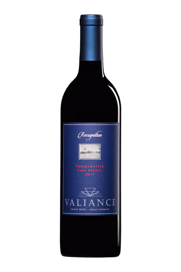 Valiance - 2017 Tempranillo
